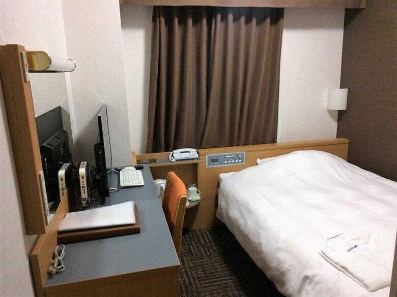 ホテルアルファーワン三島 部屋