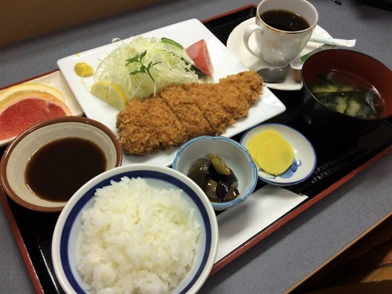 ホテルアルファーワン三島 夕食