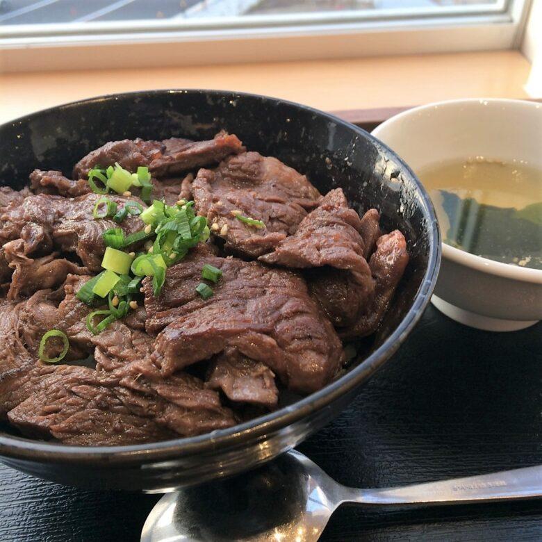 肉丼(890円)