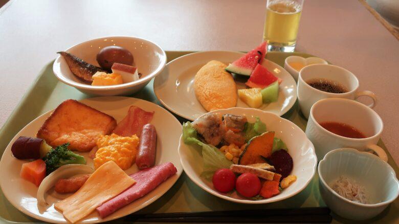 沼津リバーサイドホテル 朝食