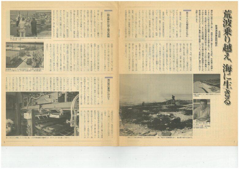 淡路島の北部(北淡町)の被災状況 阪神淡路大震災