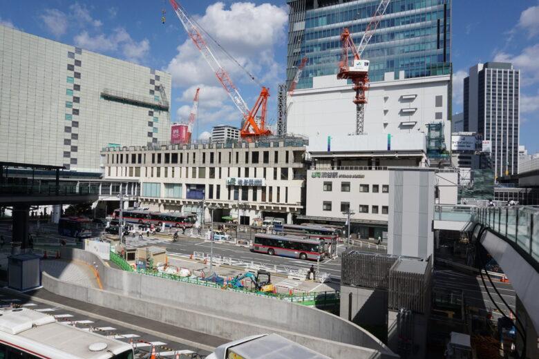 渋谷 再開発