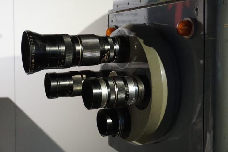 NHKー1型 3イメージオルシコンカラーカメラ